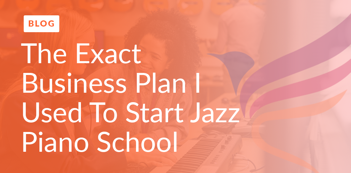 Exact Music Business Plan